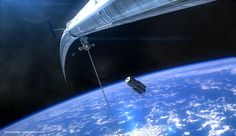 An Orbital Ring Space Elevator (1024x594) http://ift.tt/2oV6Mez