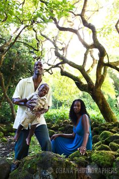 hawaii family portrait session