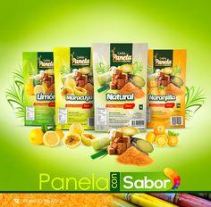 Raspadura de panela con sabor on Behance