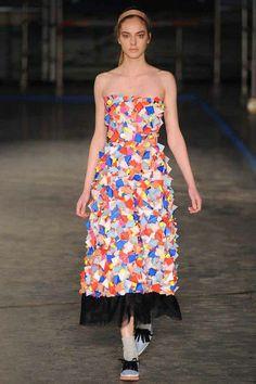 Alma Durand, Roksanda Ilincic, London Fashion Week, Ready To Wear AW 2014