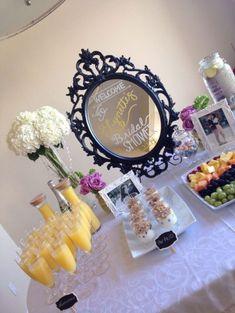 150598f7b555 Disney Chic Bridal Wedding Shower Party Ideas
