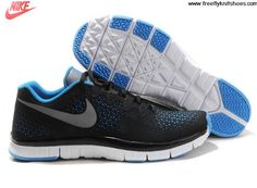 Today's Deals Mens Nike Free Haven 3.0 Black Royal Blue White Reflect Silver Sports Shoes Store