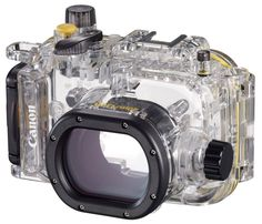 Canon Waterproof Case WP-DC51 for PowerShot S120 Japan Import New F/S GIFT Tokyo
