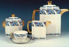 .Antiques & Auctions News Article Display The Java Jive: Collecting Coffee And Tea Sets