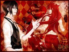 Kuroshitsuji : Valentine 2010 by mrsloth on DeviantArt