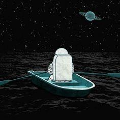 Uzay Ay Astronot