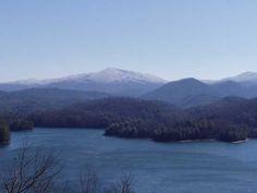 Smokey Mts. Lake Santeetlah