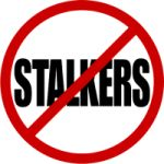 It is against the law to stalk someone. Stop stalking, get a life! Stop Bullying, Anti Bullying, No Cell Phone Sign, Stalker Quotes, Just Say No, Get A Life, All Or Nothing, Another Man, Content Marketing