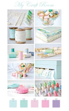 Organizing my craft room part two