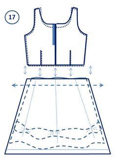 Robe de princesse Déguisement enfant, Patron couture gratuit