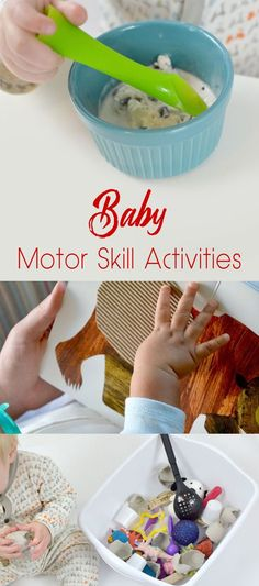Fun and interactive activities for babies