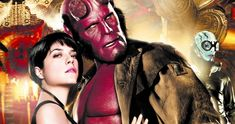 Selma Blair Is Heartbroken Over Hellboy Reboot -- Selma Blair sticks up for Guillermo del Toro and wishes she could have finished her Hellboy trilogy. -- http://movieweb.com/hellboy-remake-selma-blair-response-heartbroken/