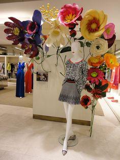 Flores de Papel na La Lis Blanc - Carmen Rein | Clube Noivas
