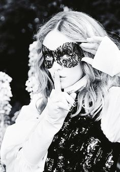 vanessa paradis by ellen von unwerth for Madame Figaro magazine - Oct 2013