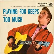 elvis  too much march 1957 music history timeline mrpopculture trivia