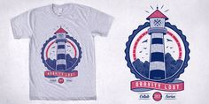 """Mintees - Tees - """"Gravity Lost Collab"""" by Günter Gerald Götzer Light House, Apparel Design, Kids Wear, Tshirts Online, Shirt Ideas, Cool Outfits, Kids Fashion, Graphic Tees, Shirt Designs"""