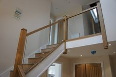 Joinery News, Chester, Liverpool, Manchester Stairs And Doors, Stairway To Heaven, Joinery, Stairways, Liverpool, Entryway, Glass, Modern, House