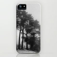 Five trees iPhone & iPod Case by Guido Montañés - $35.00