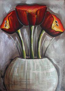 South African artist Chanelle Kotze