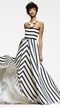striped fashion ♥✤   Keep the Glamour   BeStayBeautiful