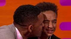 Jaden And Will Smith On The Graham Norton Show Full Interview HD (PART 1...