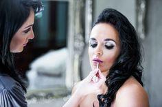 Mandi Bridal Makeup!! Photo By Trompie Van der Berg Photography