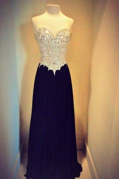 Black tie dress ideas
