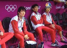 Atleta ganha óculos olímpicos