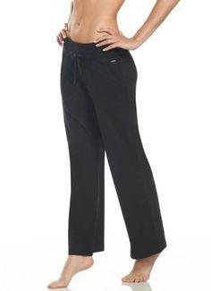 Jockey Women's Activewear Relaxed Fit Pant, black, LLNG Jockey http://www.amazon.com/dp/B00AZT15IW/ref=cm_sw_r_pi_dp_AoJzvb1S4T449