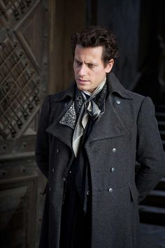 Ioan Gruffudd as Sir Benjamin Merryweather by secret of Moonacre>>Okay, so this is Victorian fantasy, but it still counts.