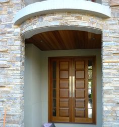 Cedar Timber Entry Doors Modern Front Doors