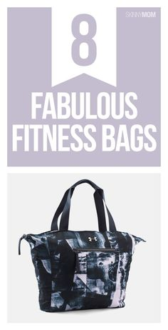 8 fitness bags you need to step up your fitness fashion game!