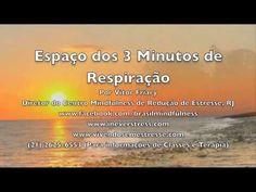 Prática de Meditação Mindfulness - Espaço dos 3 Minutos de Respiração