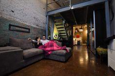 Loft, Couch, Marketing, Lifestyle, Furniture, Home Decor, Homemade Home Decor, Sofa, Lofts