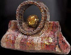 Mosaic handbag by Julee Latimer