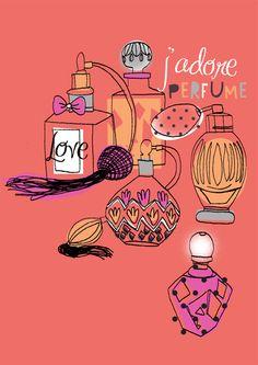 J'adore perfume - dawn bishop