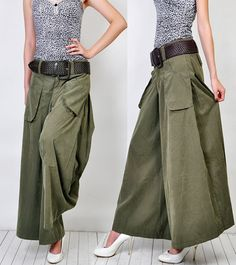 factory sell fashion Summer plus size pants wide leg pants culottes fashion wide leg pants ankle length trousers pants for women