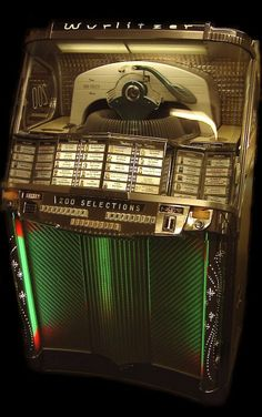Hit Songs played on Jukeboxes