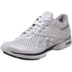 e7b6ec2185a3 Reebok Women's Easytone Sensation Walking Shoe,White/Pure Silver/Railroad  Grey/Black
