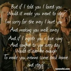Stay ~ Florida Georgia line. ♡ the lyrics. Can't wait to see them in concert! Country Music Quotes, Country Music Lyrics, Country Songs, Country Life, Country Girls, Music Love, Music Is Life, Love Songs, Fancy Music