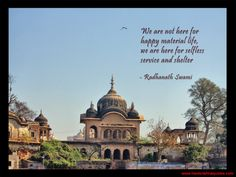 Selfless Service and Shelter  For full quote go to: http://quotes.iskcondesiretree.com/radhanath-swami-on-selfless-service-and-shelter/  Subscribe to Hare Krishna Quotes: http://harekrishnaquotes.com/subscribe/  #SelflessService, #Shelter