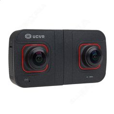UCVR Eye Sports Camera 360 Degree Dual-lens 4K Panoramic Virtual Reality Camera | eBay