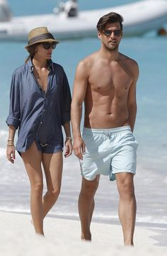【ELLEgirl】オリヴィア・パレルモ&ヨハネス・ヒューブル HOTなセレブカップルをビーチでパパラッチ エル・ガール・オンライン