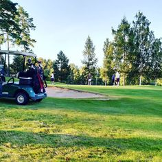Pressure mounting yesterday towards the end of day one of the #persistantsCup at @pickalagolf #golf End Of Days, Burns, Golf, Instagram