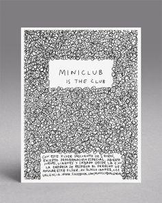 Miniclub 2012 / 4 : Antonio Ladrillo