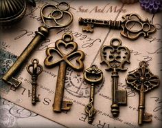 Lindas chaves...