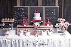 Party with food beginning with M-Love!  @Karie Stoker: remember that time we had a LG snack day where people only brought snacks beginning with the letter M?