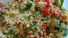 Houston's Copycat Couscous Salad