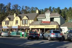 Cambria - Another cute little town in the central coast.  Such a fun town to shop and grab a nice meal at.  Lots of hotels right on the beach.  Stayed there many times.  Miss it...