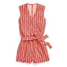 Stitch Fix May Styles: Printed Romper Dear Stitch Fix Stylist: I'm intrigued by this wrap romper, I'd especially love to try one with longer shorts - ❤️ Jill